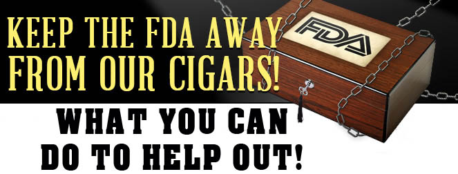 Keep the FDA Away From Your Humidor