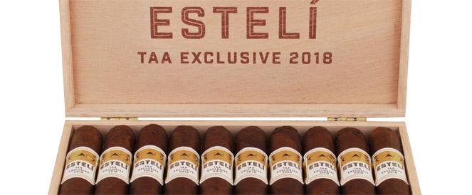 CAO Esteli Toro TAA 2018