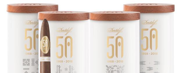 Davidoff 50 Years Diadema Fina