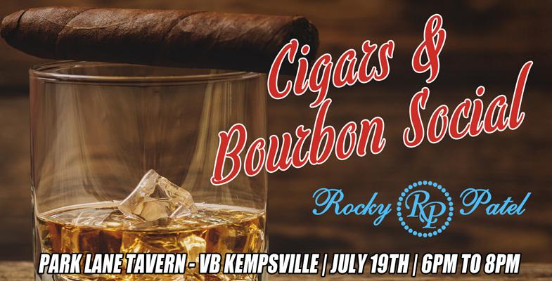 Rocky Patel Cigars and Bourbon
