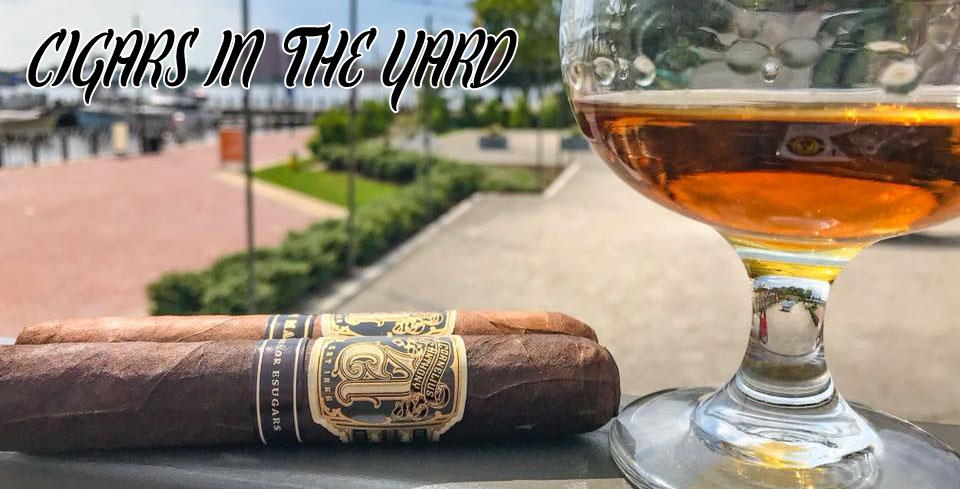 Cigars In The Yard