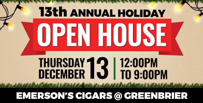 13th Annual Holiday Open House