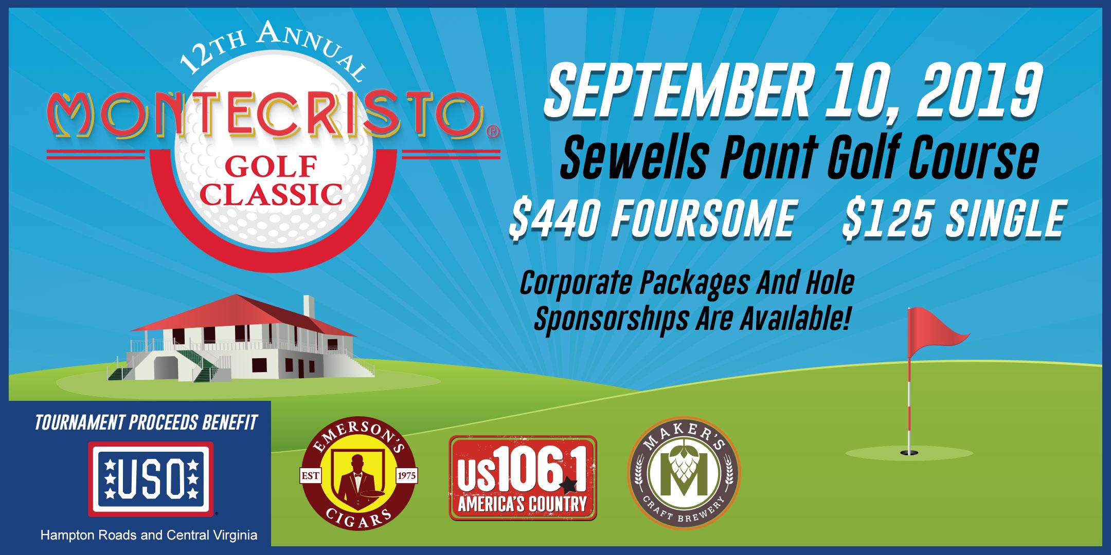 12th Annual Montecristo Golf Classic
