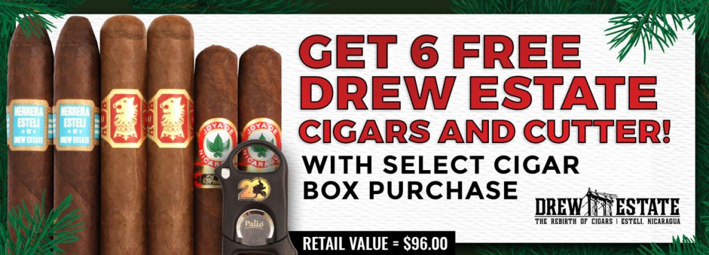 Drew Estate Traditional Deal