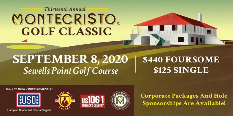 13th Annual Montecristo Golf Classic